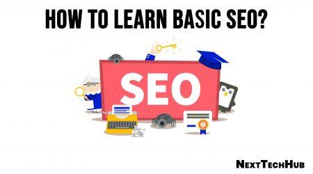 How to Learn Basic SEO?