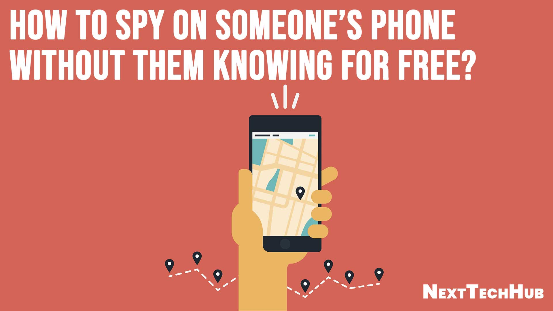 How to Spy On Someones Phone without Them Knowing for Free