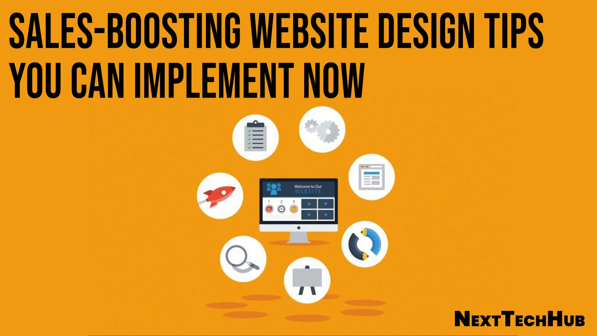 Sales Boosting Website Design Tips You Can Implement Now