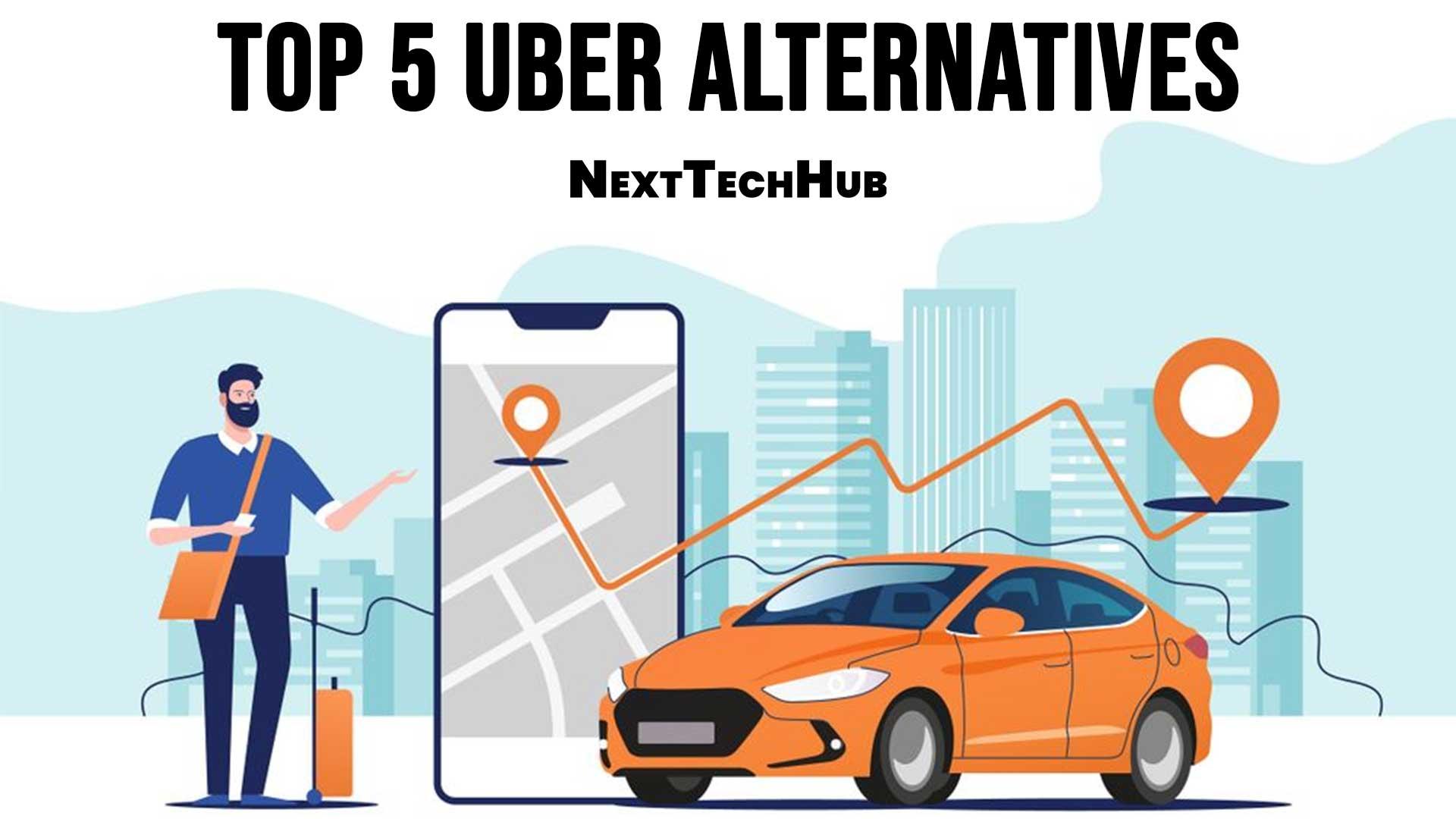 Top Uber Alternatives
